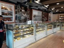 Riddhi Bakery Displays, For Cake, Sweet, Thickness: 1.5 Mm