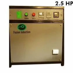 2.5 HP Electrically Heated Induction Furnaces