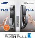 Samsung Digital Door Lock P-718 Push Pull