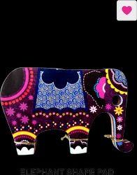 Elephant Shape Note Pad
