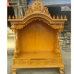 Craved Maple Wood Temple, For Home