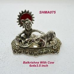 Bal Krishna with Cow Slox