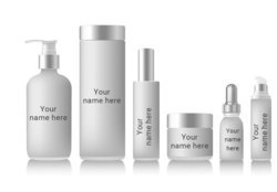 Private Label Cosmetics & Skin Care Products