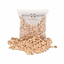 Natural Whole Pistachios, Packaging Size: 1 Kg, Packaging Type: Packet