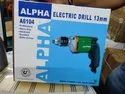 Alpha Electric Drill 13mm