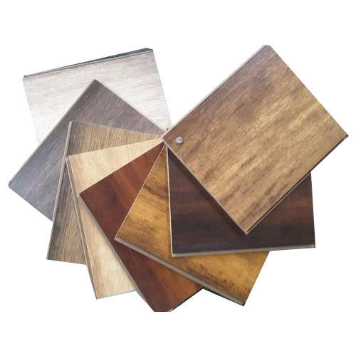 Brown Wooden Laminate Sheet, For Flooring, Thickness: 15-20 Mm
