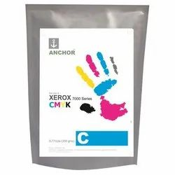 Anchor Xerox 7000 Cyan 350g Color Single Toner