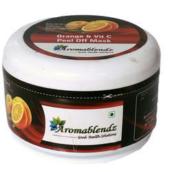 Aromablendz Orange Peel Off Mask