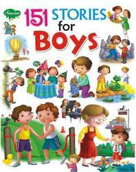 151 Stories For Boys Book
