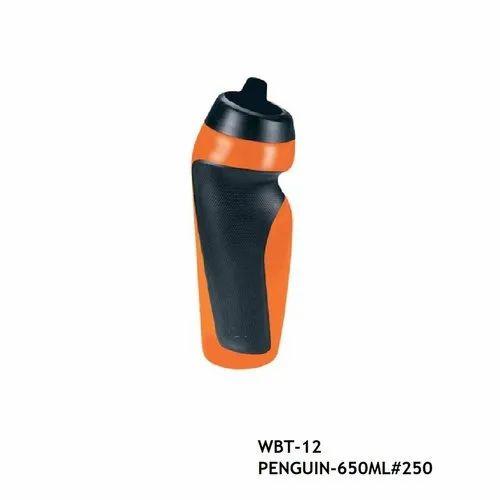 Sports Sipper Bottle-Wbr-12-Penguin-650ml