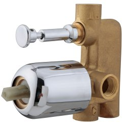 Single Lever Concealed Diverter 3-inlet