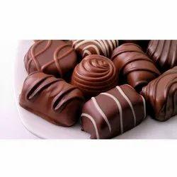 Piece Brown Butter Scotch Homemade Chocolates