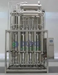 Multi Column Water Distillation Plant