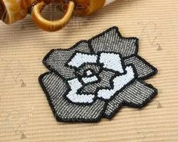 Decorative Beaded Patches