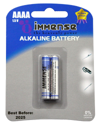 IMMENSE LR8 AAAA Alkaline Battery