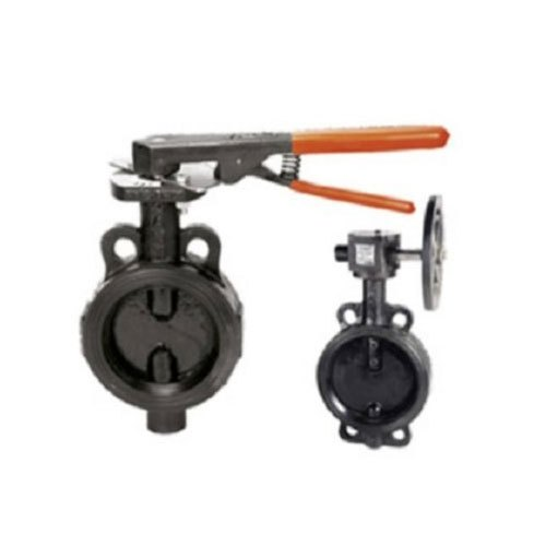 Sant Cast Iron Wafer Type Butterfly Valve