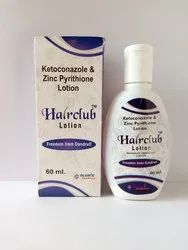 Ketoconazole Hair Lotion, Type Of Packaging: Pet Bottle