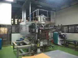 Akash Packtech Automatic Vertical Form Fill Sealing Machine, Weight: 3500 kg