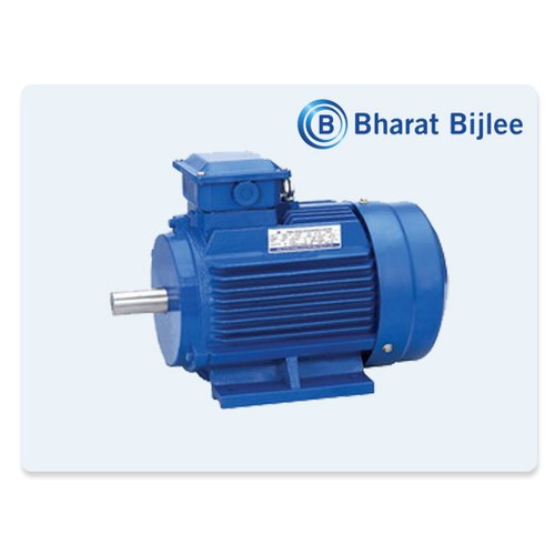 Bharat Bijlee Ie2 Electric Motor