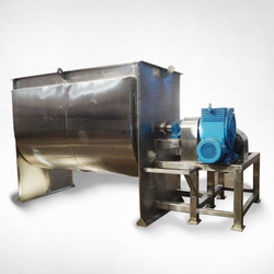 Food Industry Ribbon Blender