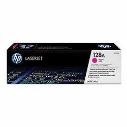 HP 128A Magenta Original LaserJet Toner Cartridge (CE323A)