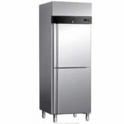Two Door SS Refrigerator