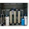 500 LPH Water Softener Plant