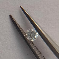 4mm RBC EF VS1 Clarity Lab Grown CVD Diamond