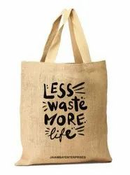 Eco Friendly Jute Bags with Customized Logo