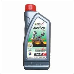 Active Bond Four Stroke Motorcycle Engine Oil