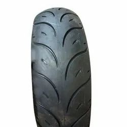 Motor Cycle KTM Bike Tyre, Size: 150/50 -17 Inch