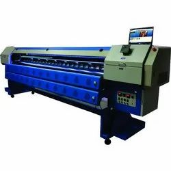 Flex Printing Machine With Konica 512i Head