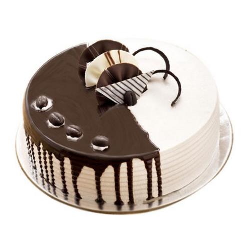 Chocolate Vanilla Cake At Rs 650 Kilogram Chocolate Cake Id
