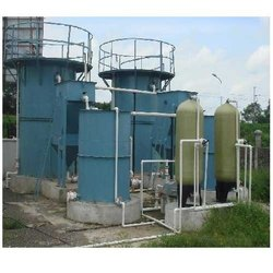 Completes Civil work with Installation Sewage Water Treatment Plant, For Industrial, 0.5 kW