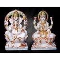 Ganesh Laxmi Statue
