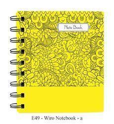 Flora Wiro Note book