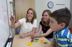 Diploma in Speech Therapy