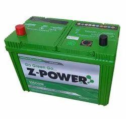Low Maintenance Automotive Battery
