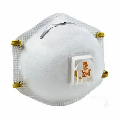 3M Safety 8511 Particulate Respirator Mask