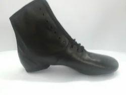 Women's Jazz Shoes Canvas Boots