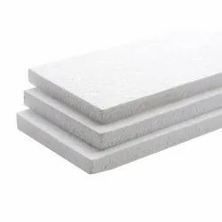 White Rectangular Thermocol Sheet, Thickness: 5-30 Mm