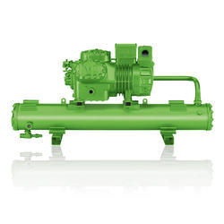 Condensing Units with Semi Hermetic Reciprocating Compressors
