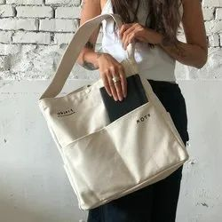 Canvas Messanger Bag