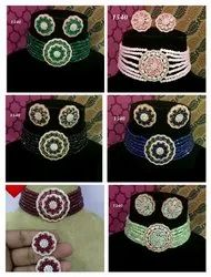 Party Wear choker set
