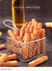 Chicken Fries, Packaging Type: Packet, Packaging Size: 800 Grams