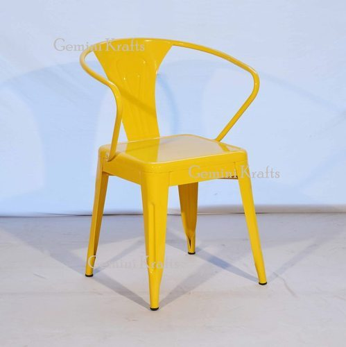 45X45X85 CM GEMINI KRAFTS Cafe Chairs, Seating Capacity: 1