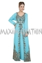 Women's Home Gown Floor Touch Maxi Dress
