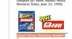 Super Nirma Washing Powder