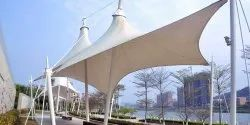 Resort Umbrella Tensile Structure
