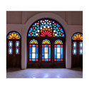 Multicolor Stained Glass